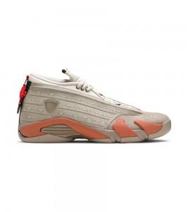 Кроссовки Jordan CLOT x Air Jordan 14 Retro Low 'Terracotta'