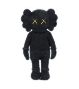 """KAWS HOLIDAY Hong Kong Limited 20"""" Plush Black 50,8 См"""