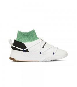Кроссовки Alexander Wang x Puff Trainer 'Core White' - Фото №2
