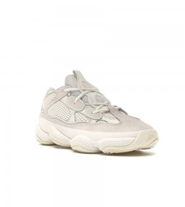 Кроссовки adidas Yeezy 500 Bone White - Фото №2