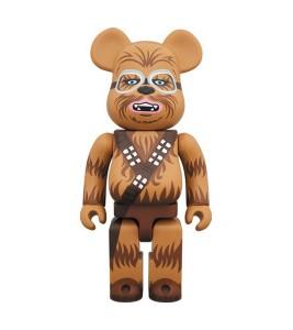 Bearbrick Chewbacca (Han Solo Ver.) 400% Brown