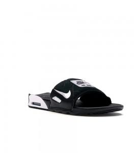 Кроссовки Nike Air Max 90 Slide Black White - Фото №2