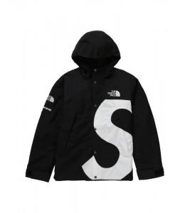 Куртка Supreme х The North Face S Logo Mountain Jacket Black