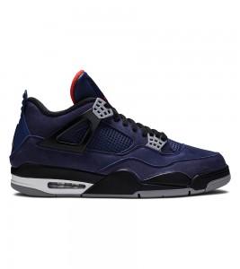 Кроссовки Air Jordan 4 Retro Winterized Loyal Blue