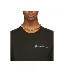 Цепочка Versace Gold Grecamania Necklace 49 см - Фото №2