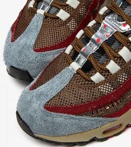 Кроссовки Nike Air Max 95 Freddy Krueger - Фото №2