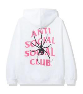 Худи Anti Social Social Club Bitter White