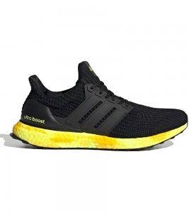 Кроссовки adidas Ultra Boost 4.0 DNA Watercolor Pack Solar Yellow