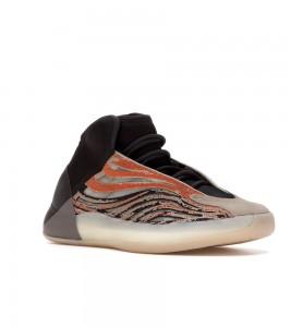 Кроссовки adidas Yeezy QNTM Flash Orange - Фото №2