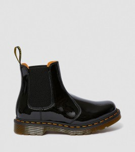 Ботинки Dr. Martens 2976 WOMEN'S PATENT LEATHER CHELSEA BOOTS