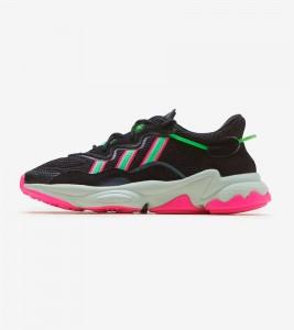 Кроссовки adidas Ozweego Black Pink W