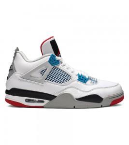 Кроссовки Air Jordan 4 Retro What The