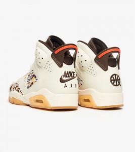 Jordan Air Jordan 6 Retro x Quai 54 #20