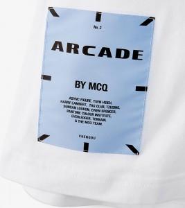 Футболка MCQ Arcade Joyride Relaxed - Фото №2