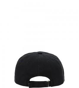 Off-White Black Bookish Baseball Cap - Фото №2