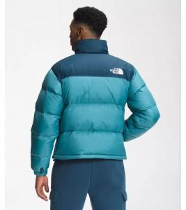 Куртка The North Face 1996 Retro Nuptse Storm Blue-Monterey Blue - Фото №2