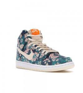 Кроссовки Nike SB Dunk High Hawaii - Фото №2
