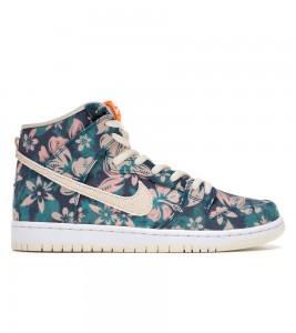 Кроссовки Nike SB Dunk High Hawaii