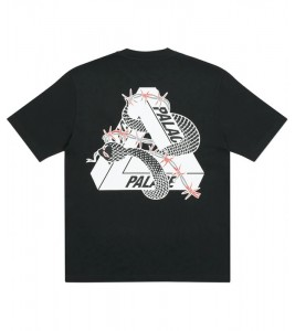 Футболка Palace Hesh Mit Fresh T-Shirt Black