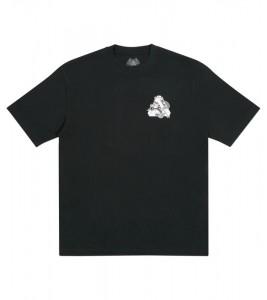 Футболка Palace Hesh Mit Fresh T-Shirt Black - Фото №2