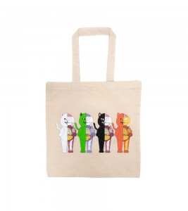 Сумка-шоппер RIPNDIP Gallery Tote Bag