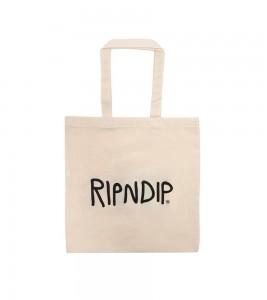 Сумка-шоппер RIPNDIP Gallery Tote Bag - Фото №2