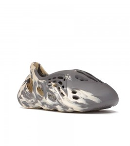 Кроссовки adidas Yeezy Foam RNNR MXT Moon Gray - Фото №2