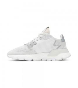 Кроссовки adidas Wmns Nite Jogger 'Grey' - Фото №2