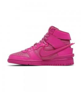 Кроссовки Nike AMBUSH x Dunk High 'Cosmic Fuchsia' - Фото №2