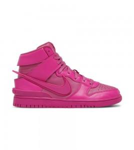 Кроссовки Nike AMBUSH x Dunk High 'Cosmic Fuchsia'