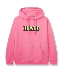 Худи Anti Social Social Club Samsies Pink - Фото №2