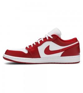 Кроссовки Air Jordan 1 Low Gym Red - Фото №2