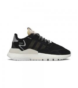 Кроссовки adidas Wmns Nite Jogger 'Core Black'