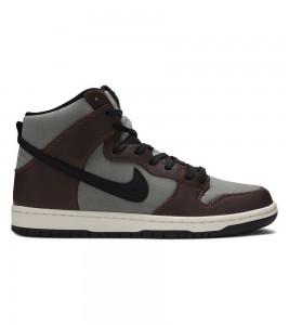 Кроссовки Nike SB Dunk High Baroque Brown