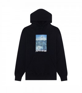 Худи Fucking Awesome Helicopter Hoodie