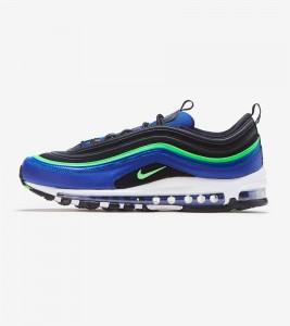 Кроссовки Nike Air Max 97 Blue Green