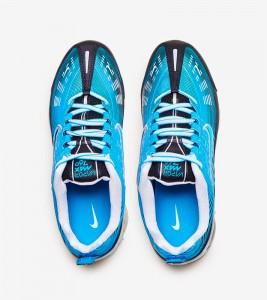 Кроссовки Nike Air VaporMax 360 Laser Blue - Фото №2