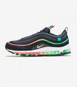 Кроссовки Nike Air Max 97 World Wide Black
