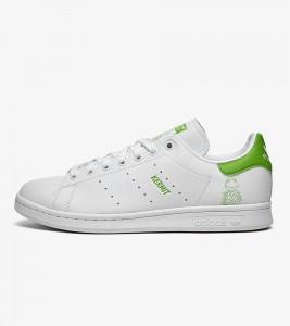 "Кроссовки Adidas Stan Smith ""Kermit The Frog"""