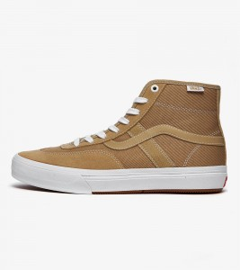 Кроссовки Vans Crockett High Pro