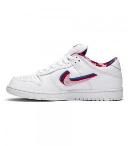 Кроссовки Nike SB Dunk Low Parra - Фото №2
