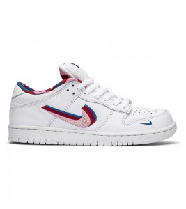 Кроссовки Nike SB Dunk Low Parra