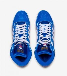 Кроссовки adidas Top Ten HI - Фото №2