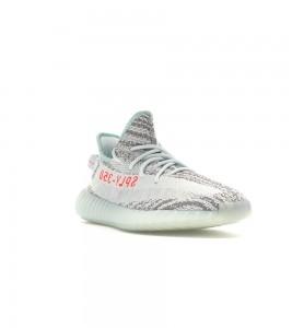 Кроссовки adidas Yeezy Boost 350 V2 Blue Tint - Фото №2