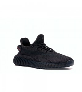 Кроссовки adidas Yeezy Boost 350 V2 Static Black (Reflective) - Фото №2