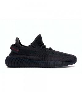 Кроссовки adidas Yeezy Boost 350 V2 Static Black (Reflective)