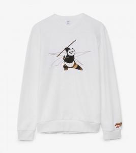 Худи Reebok Kung Fu Panda Crew
