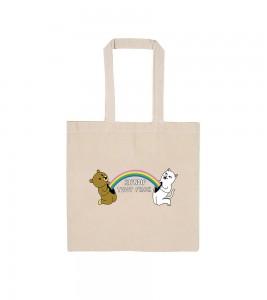 Сумка-шоппер RIPNDIP Teddy Fresh 2.0 Tote Bag - Фото №2