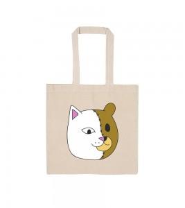 Сумка-шоппер RIPNDIP Teddy Fresh 2.0 Tote Bag