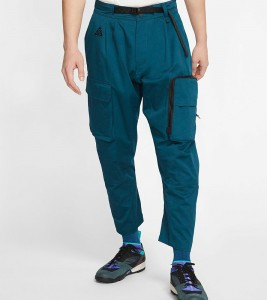 Штаны Nike ACG Cargo Pants Turquoise - Фото №2